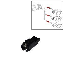 VW Bus T3 T4 Lampenfassung für Schalterbeleuchtung