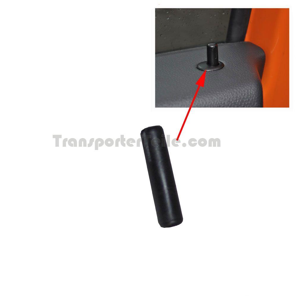 vw bus t5 t rknopf schwarz 1 st ck 3b0837187b. Black Bedroom Furniture Sets. Home Design Ideas