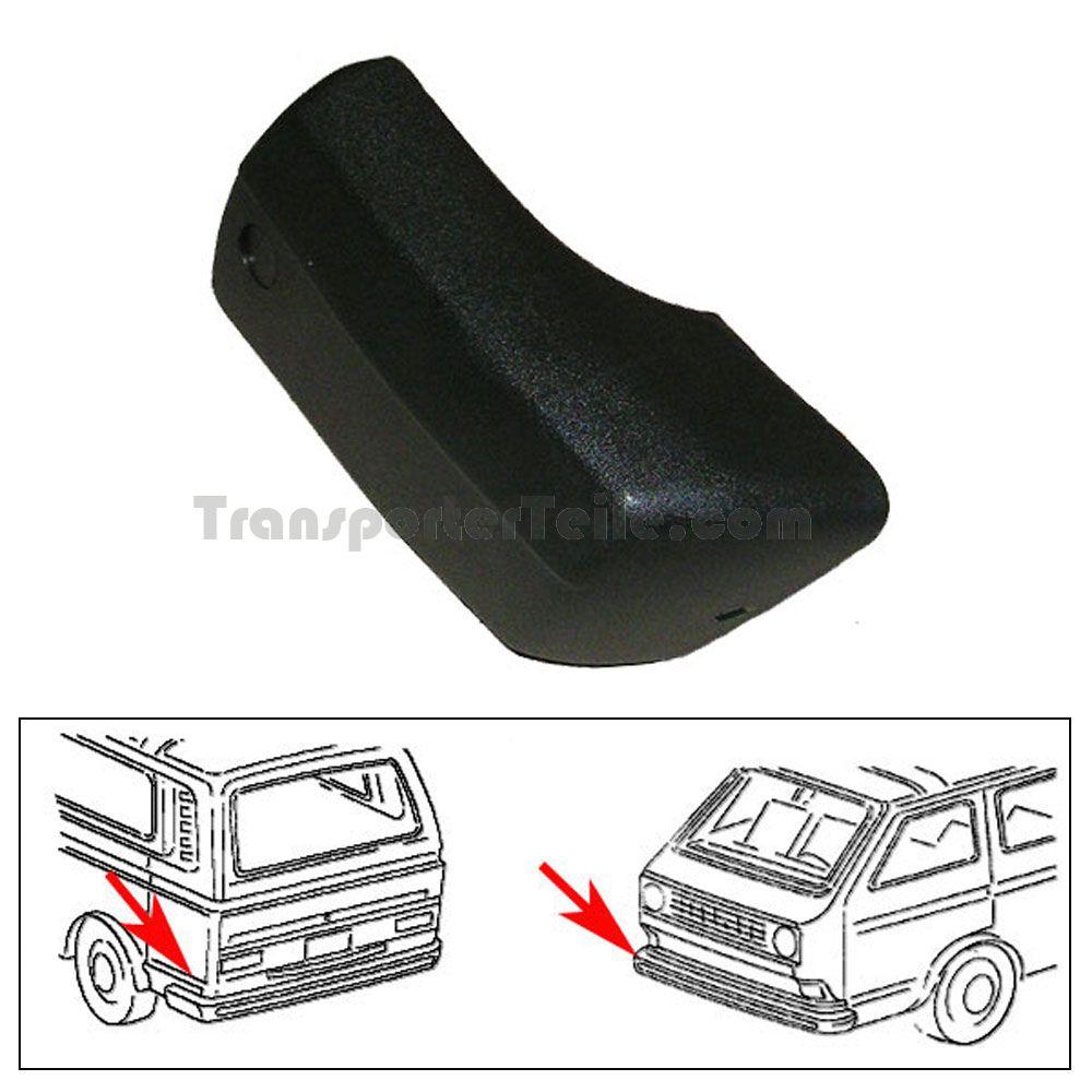 vw bus t2 t3 sto ecke sto stange v r h l 251807124a. Black Bedroom Furniture Sets. Home Design Ideas