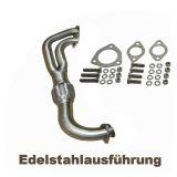 VW Bus T3 Auspuff-Verbindungsrohr WBX 1,9 2,1 Edelstahl